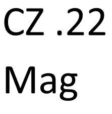 More details for cz 452 magazine metal