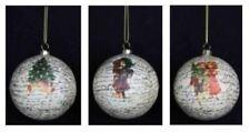 Decorazioni Gisela Graham palla per albero di Natale
