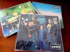 OASIS - LOT de 3 x MAXI CD - SUPERSONIC - SHAKERMAKER - WHATEVER