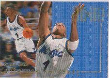 1995-96 Fleer European #475 Anfernee Hardaway - Orlando Magic - End 2 End