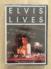 "Elvis Lives - The 25th anniversary concert ""Live"" from Memphis DVD - New sealed"
