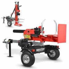 Hecht 6422 Holzspalter 22t Benzinmotor Kaminholzspalter Brennholzspalter Spalter