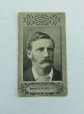 1901 Cigarette Card American Tobacco Company ATC Australian Parliament Best