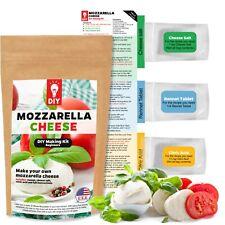 Beginners Mozzarella Cheese Making Kit - Make your own Mozzarella