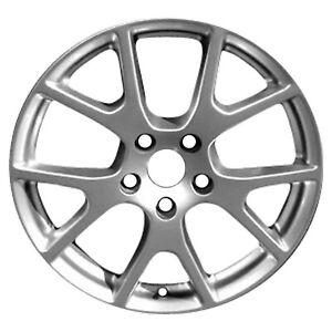 ALY02500U20N New Compatible Aluminum Wheel 19x7 Fits 2011-2019 Dodge Journey