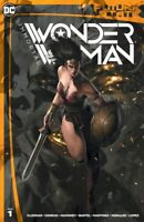 FUTURE STATE IMMORTAL WONDER WOMAN #1 PUPPETEER LEE EXCLUSIVE VARIANT NM HADES