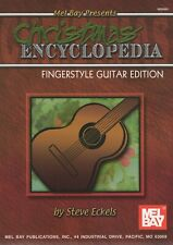 Christmas Encyclopedia, Fingerstyle Guitar Edition Free Shipping!