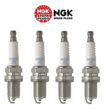 For Saturn SL SC1 Rolls-Royce Silver Spirit Corniche IV Set of 4 Spark Plugs NGK