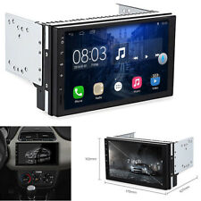 Android 6 2-DIN WiFi Car Radio Player DVR GPS Navi+North America Map Mirror Link