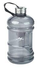1 Litri Borraccia Acciaio Inox Bottiglia D/'acqua Sport Fitness MAX 1300ml 1.3l