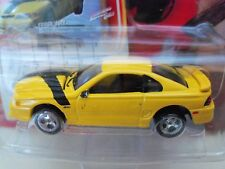 JOHNNY LIGHTNING - CALENDAR CARS - MALLORY'S 1994 FORD MUSTANG GT - 1/64 DIECAST