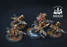Praetorian Ferox Skorne painted unit warmachine COMMISSION painting