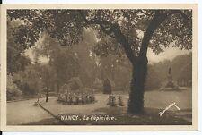CPA  54 - NANCY - La pépinière