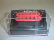 DIMARZIO DP158 Evolution Neck Humbucker Guitar Pickup - REGULAR SPACING PINK