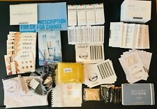 150+ LOT Rodan+ and Fields Consultant Only Samples / R+F business kit materials