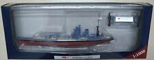 Rare !! 1/1000 HMS NELSON - UK Battleship 1941 - Diecast Ship Model MIB