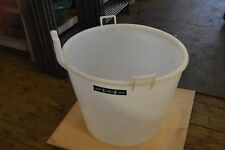 Plasterers Builders Large Strong Mixing  Bucket 120 lt Plastering Tools