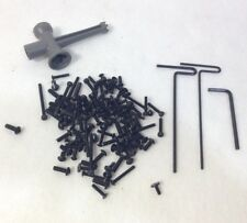 Traxxas 1/10 E-Revo VXL 2.0 Screw Lot & Tool Set Hex Style Hardware 2.5 86086-4