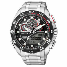 Sportliche analoge & digitale Citizen Armbanduhren mit Chronograph