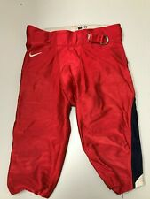 Lot of 86 Nike Football Pants Red/Blue-DC121