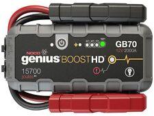 Dispositivo avvio-start NOCO GB70 Boost SPORT 2000A 12V JUMP STARTER IONI-LITIO