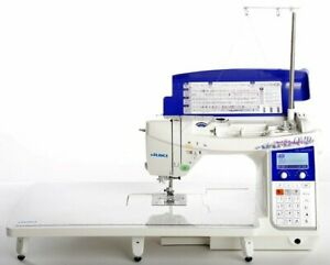Juki DX 2000QVP Computerized Sewing and Quilting Machine
