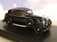 Oxford D / Cst 1/43 1936-1938 Rolls Royce 25/30 Thrupp & Maberly en Negro