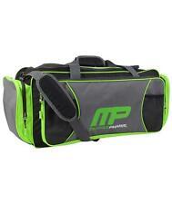 MusclePharm Multi Pocket Travel Sports Duffle Holdall Shoulder Crossbody Gym Bag