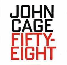John Cage Fifty-Eight