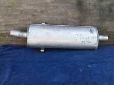 FIAT TIPO 1.8 i.e 16V 1989 TO 1992 FRONT SILENCER EXHAUST