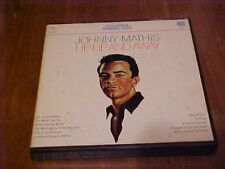 REEL TO TAPE 7.5 IPS 4 TRACK JOHNNY MATHIS UP UP & AWAY