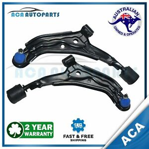 Fit Nissan Pulsar N15 Front Lower Control Arm Left & Right Hand Side 1995-2000