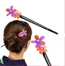 Hair stick - Free Shipping, Hair accessories, Japanese hair pin, Kanzashi