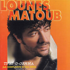 LOUNES MATOUB - CD -  TIr RI G-GEMMA - ( La Complainte De Ma Mère )