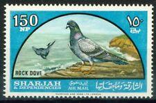 Sharjah 1965 SG 104 Nuovo ** 100% Posta Aerea , Volatili