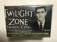 "9 Card /""Stars/"" Chase Set S10-S18 The Next Dimension Twilight Zone Series 2"