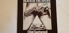 RARE - CLINT EASTWOOD - DEATH IN THE ARENA /REGGAE LP
