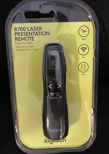 Logitech Eingabegerät R700 Professional Presenter Laserpointer - NEU & OVP