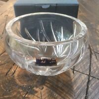"""Marquis by Waterford Wyndmere 5"""" Bowl Made in Poland MPN 114426 w/ Box NEW"""