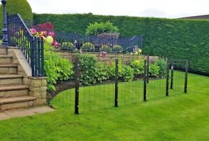 FlexiPanel Garden Pet Dog Barrier Fencing Fence Pen,Run or Cage 1M or 1.5M HIGH
