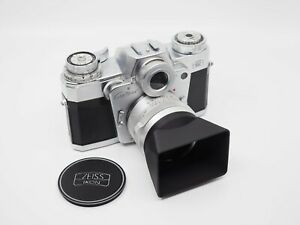 Contarex B56 50-135mm Hood and Lens Cap Zeiss Ikon - 3D-PRINTED