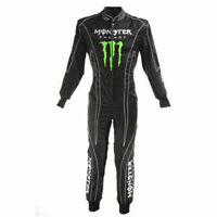 Monster Go Kart race suit CIK/FIA Level 2 approved