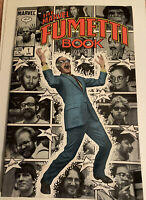 The Marvel Fumetti Book #1 Marvel Comics 1984 Stan Lee Cover Photo Comic Book 😎