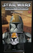 "Casque de collection Star Wars n°17 ""Pilote Clone"" (Editions Altaya) (GW)"