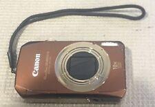 Canon Powershot SD4500 IS Digital Camera - Broken for Parts/Repair