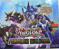 YuGiOh! PENDULUM EVOLUTION *PEVO* - CHOOSE YOUR ULTRA & SUPER RARE CARDS