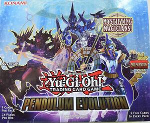 YuGiOh! Pendulum Evolution *PEVO* - Choose Your Ultra & Super Rare TCG Cards