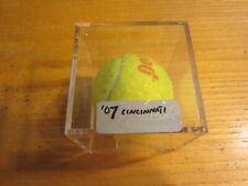 2007 Cincinnati Masters Tournament Used Penn Tennis Ball Ace Authentic in Case