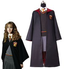 Hermione Granger Gryffindor Outfit Cosplay Costume Suit Uniform Kid &Adult Size