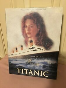 Kate Winslet - Titanic Motion Picture Collector Doll, Rose DeWitt Bukater